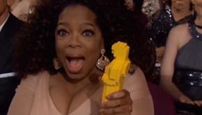 Oprah en los Oscar